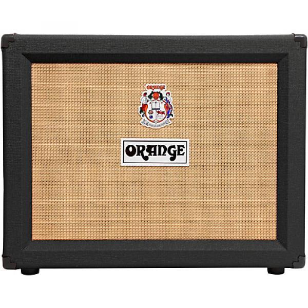 Orange Amplifiers Crush Pro CR120C 120W 2x12 Guitar Combo Amp Black
