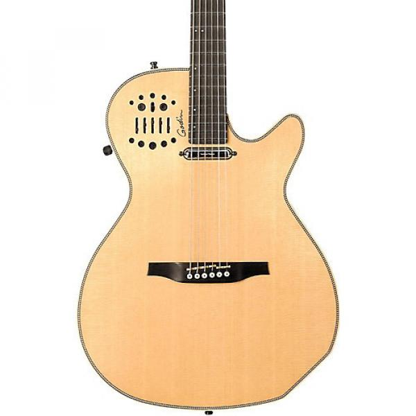 Godin Multiac Spectrum SA Cutaway Acoustic-Electric Guitar Natural