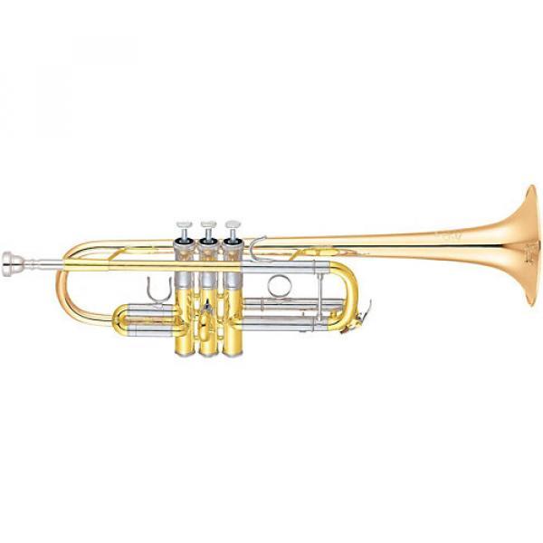 Yamaha YTR-8445G Xeno Series C Trumpet YTR-8445GS Silver