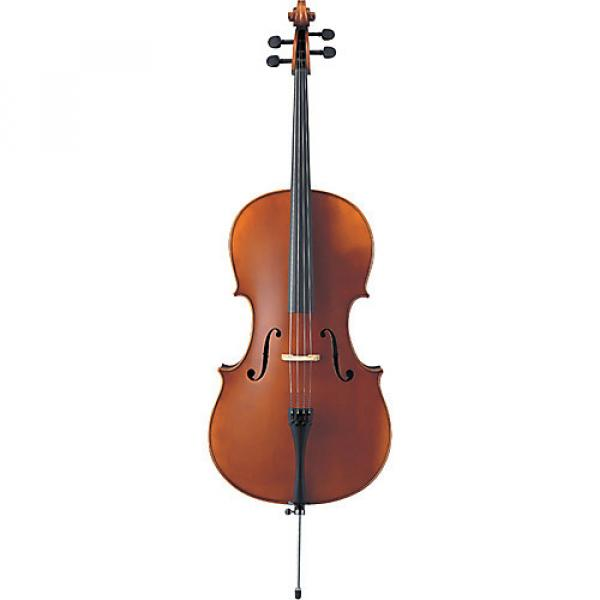 Yamaha Intermediate Model AVC7 cello outfit 4/4 Size