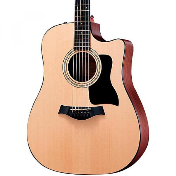 Chaylor 300 Series 310ce Dreadnought Acoustic-Electric Guitar Natural