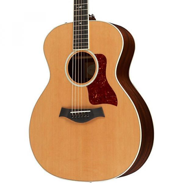 Chaylor 2014 500 Series 514e Grand Auditorium Acoustic-Electric Guitar Medium Brown Stain