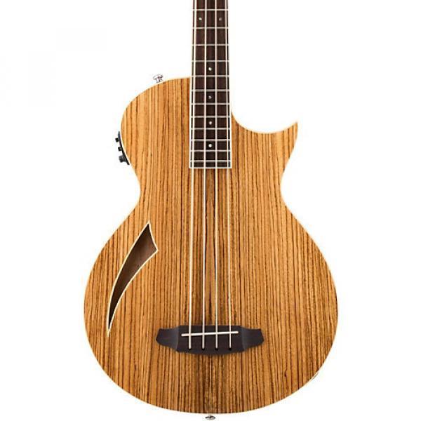 ESP LTD Thin Line 4-String Electric Bass Guitar Natural