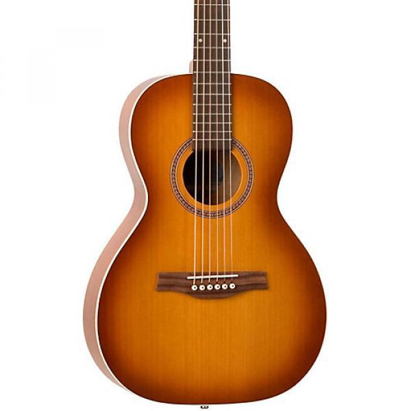 Seagull Entourage Grand Parlor Acoustic-Electric Parlor Guitar Rustic