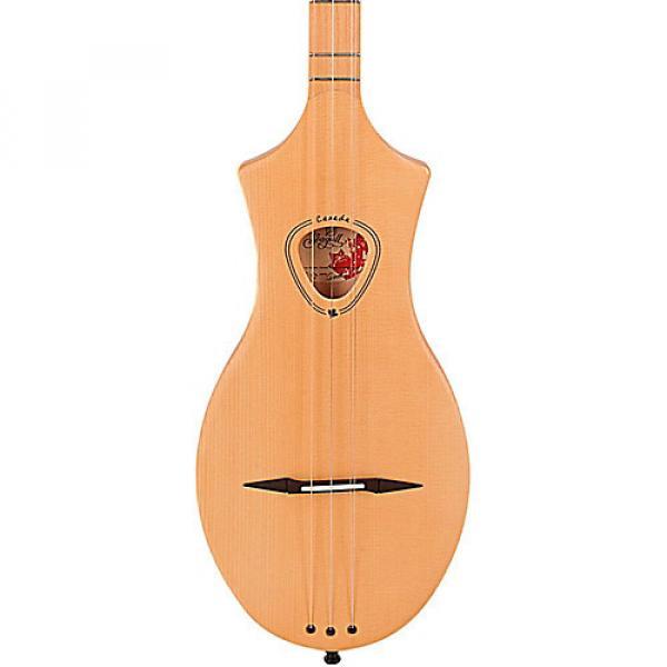 Seagull Merlin Spruce SG Dulcimer Guitar Natural
