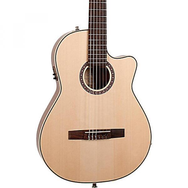 Seagull Arena Mahogany CW QIT Acoustic Electric Guitar Natural