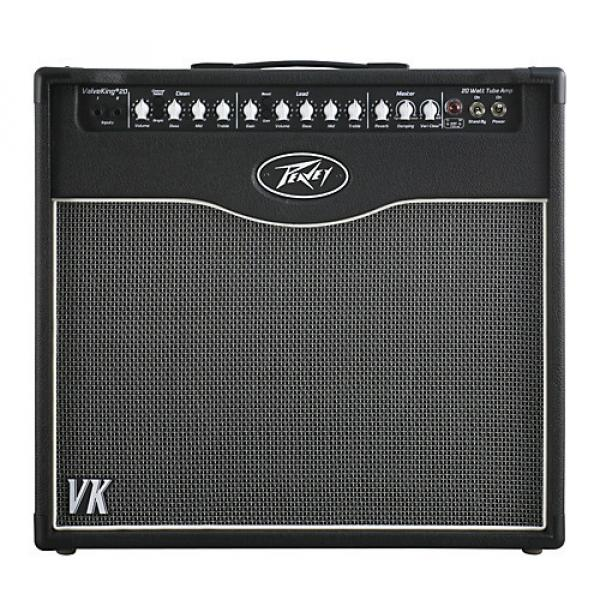 Peavey ValveKing II 20 20W 1x12 Tube Guitar Combo Amp Black