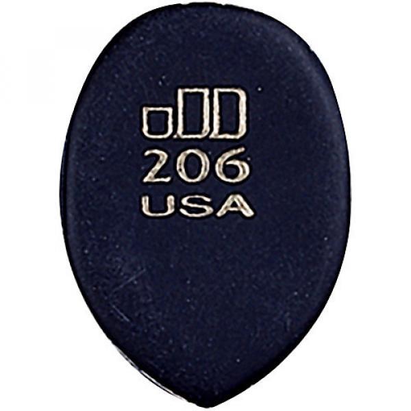 Dunlop JD JazzTone 206 Guitar Picks 6-Pack