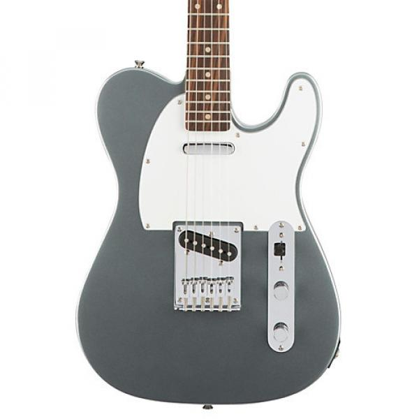 Squier Affinity Series Telecaster, Rosewood Fingerboard Slick Silver