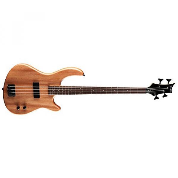 Dean E09M Edge Mahogany Electric Bass Guitar - Natural