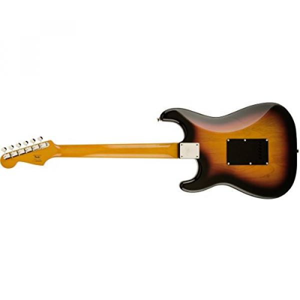 Squier by Fender Classic Vibe 60's Stratocaster Electric Guitar - 3-Color Sunburst - Rosewood Fingerboard