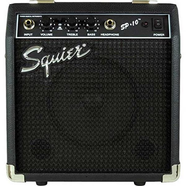 Squier by Fender SP-10 Portable Electric Guitar Amplifier