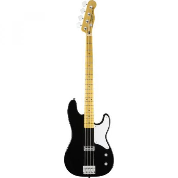 Squier Vintage Modified Cabronita Precision Bass, Black