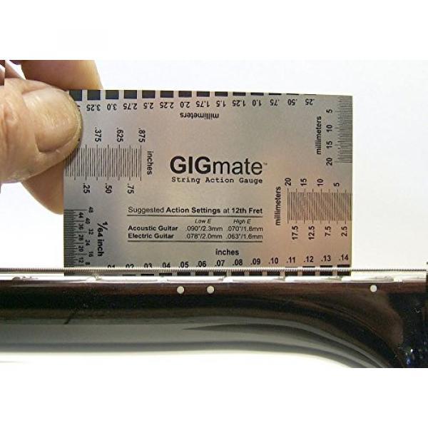 GIGmate Guitar Tool Kit & String Organizer - Guitar Gifts