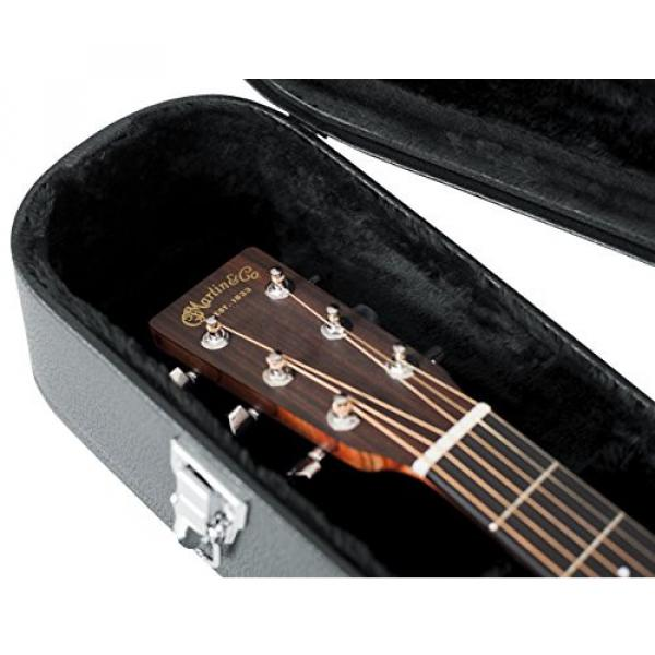 Gator Cases GWE-000AC Hard-Shell Wood Case for Martin Acoustic Guitars