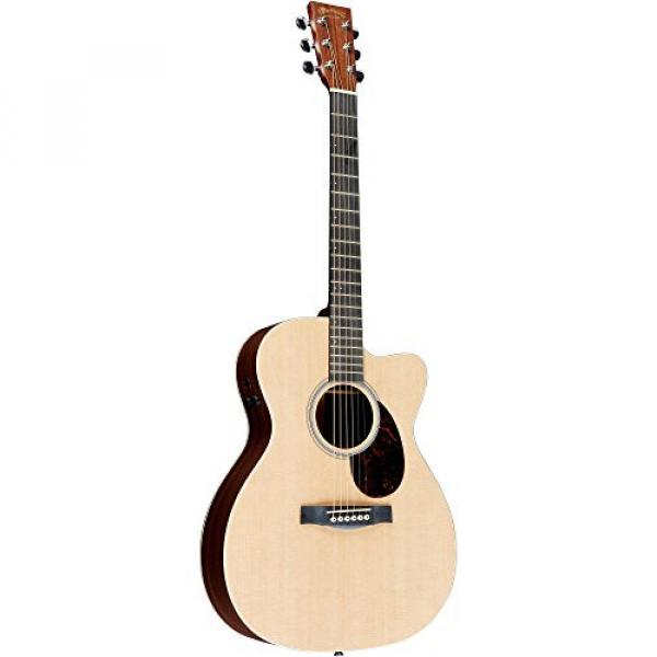 Martin Performing Artist Series Custom OMCPA4 Orchestra Model Acoustic-Electric Guitar Rosewood