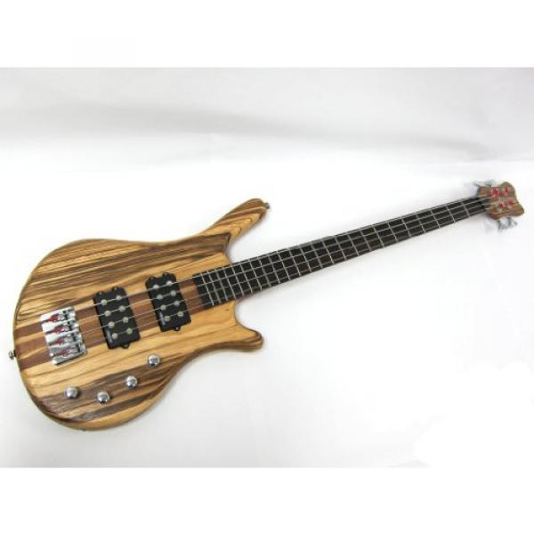 Kona Guitars KWB4Z Bass KWB 4-String Electric Guitar