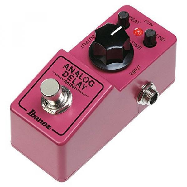 Ibanez mini-size pedal Analog Delay Analog delay ADMINI
