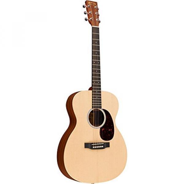 Martin X Series Custom X1-000E Auditorium Acoustic-Electric Guitar Natural