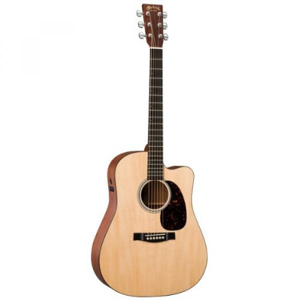 Martin DCPA4 Performing Artist Series Acoustic-Electric Guitar with Hardshell Case - Natural