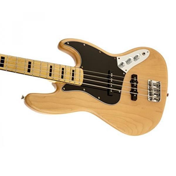 Squier by Fender Vintage Modified Jazz Bass '70s, Natural