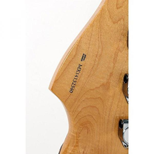 Fender Deluxe Active Jazz Bass V Okume Rosewood Fingerboard Electric Bass Guitar Level 2 Natural 190839093448