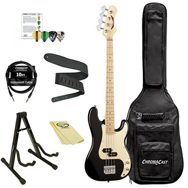 Dean Guitars PARAMOUNT M CBK-KIT-1 4-String Bass Guitar Pack