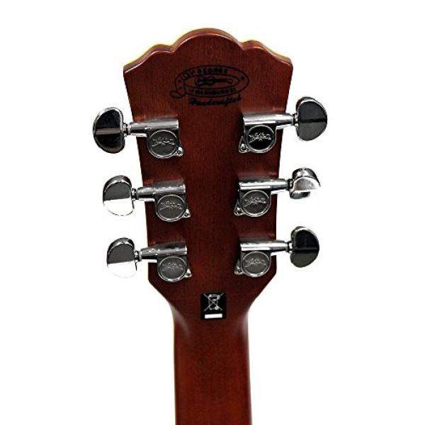 Washburn WSJ50SCE Acoustic Electric Guitar w/ Case (Finish Blemish)