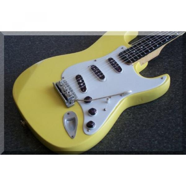RICHIE BLACKMORE Miniature Mini Guitar Deep Purple