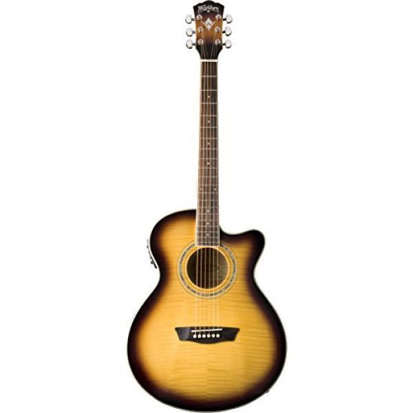 Wahsburn Festival Series EA15ATB Acoustic Guitar