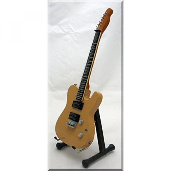 PETE TOWNSHEND Miniature Guitar Tele Schecter The WHO