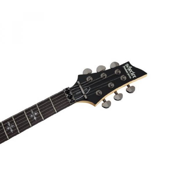 Schecter 3212 Demon-6 FR SBK Electric Guitars