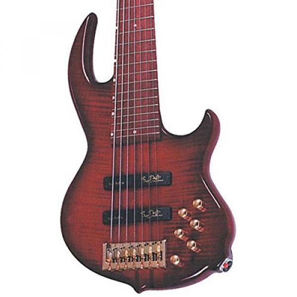 Conklin Guitars GTBD-7 7 String Bass Guitar Natural