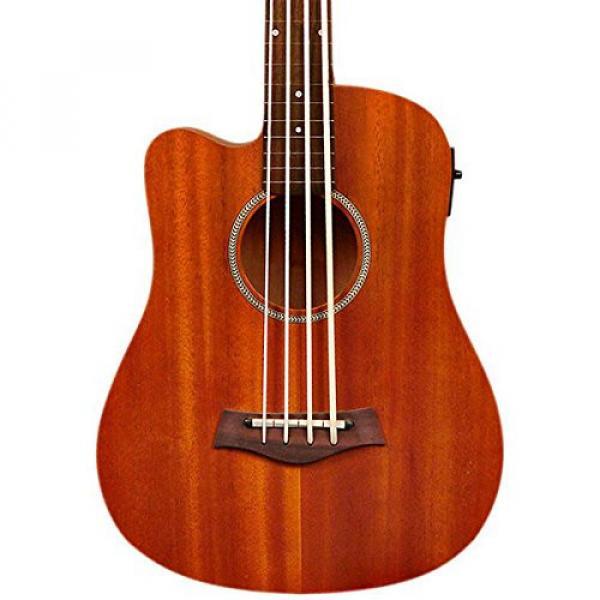 Gold Tone M-BASSFL/L 23-Inch Fretless Scale Micro Bass, Lefty