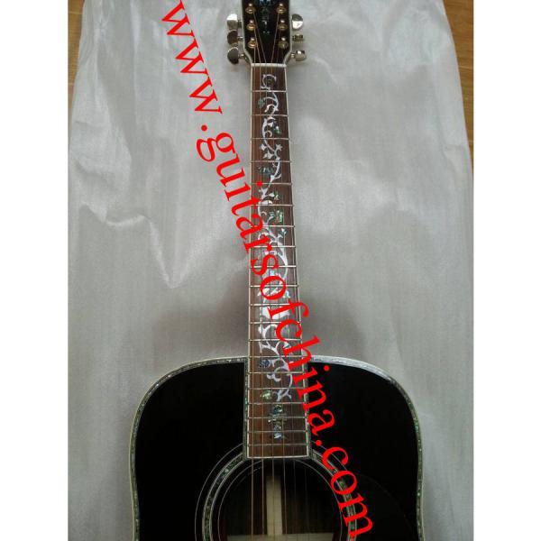 Custom Sunburst Martin D-45 Tree of Life  Inlay guitar