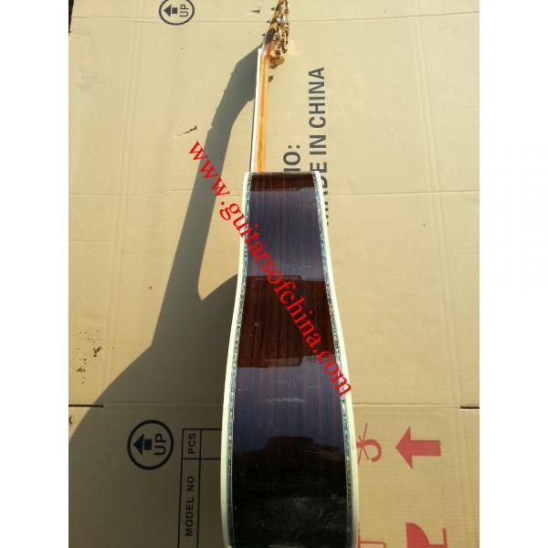 Custom Martin D45 Standard Series Cherry Sunburst