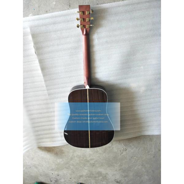 Custom Martin D-41 Dreadnought Guitar Orginal Wood Color