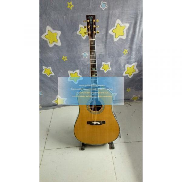 Custom Martin D41 Acoustic Natural(Hot sale)