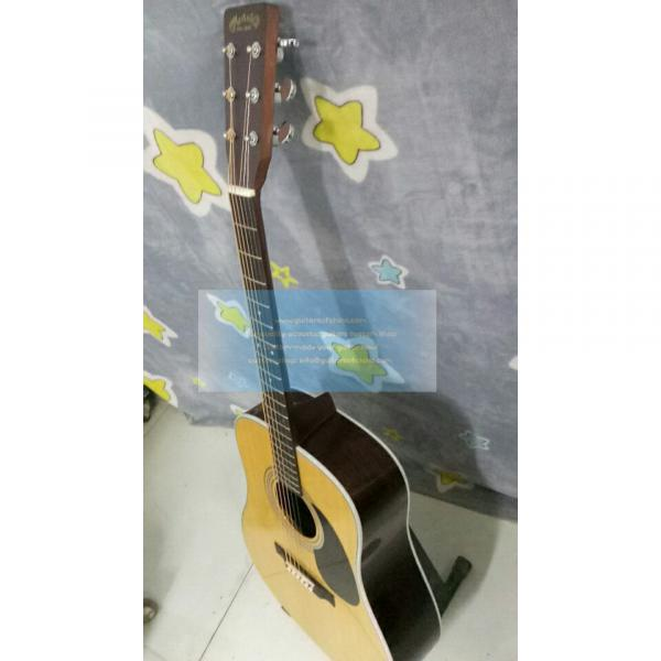 100% Solid Custom Martin D-28 Natural(Top quality)