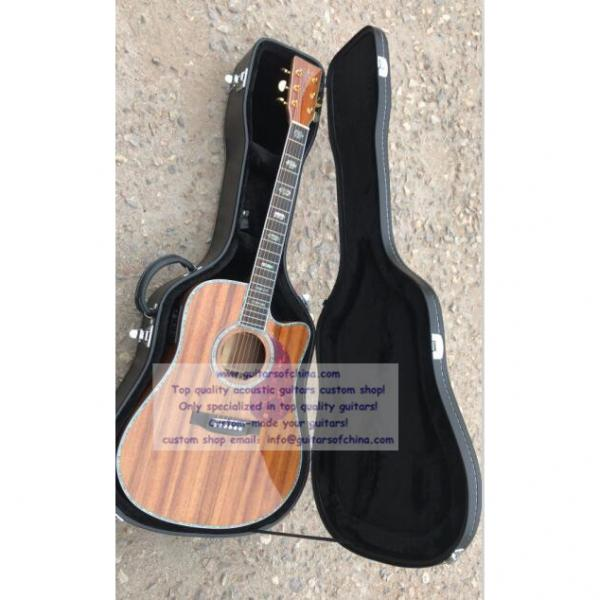 Custom Solid Martin D45 KOA Guitar(2018 new)