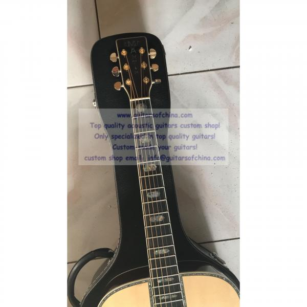 Custom Solid Rosewood New Martin D45 Top Quality(Highly Recommend)