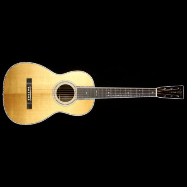 Martin Custom Shop 2-45 Brazilian Rosewood Acoustic Guitar Natural