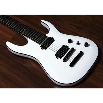 Custom Halo Custom Guitars Merus 7 String Electric Baritone Bare Knuckle Juggernauts TOM Bridge B-stock
