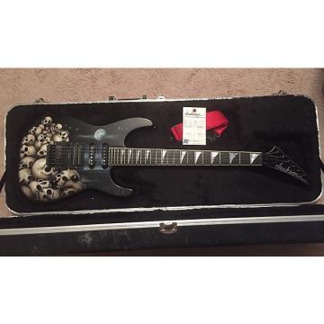 Custom Jackson USA SL1 Soloist 1994 Pile'o Skulls