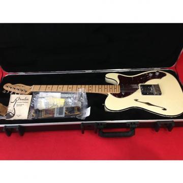Custom Fender Modern Thinline Telecaster Tele-Bration  2011 Olympic White
