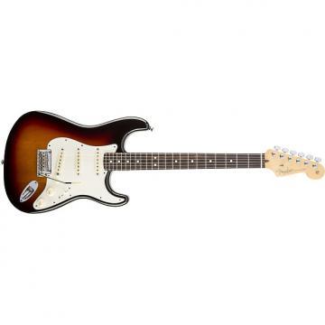 Custom Fender American Standard Stratocaster® Rosewood Fingerboard 3-Color Sunburst - Default title