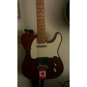 Custom Fender Squier Telecaster 1994 Cherry red