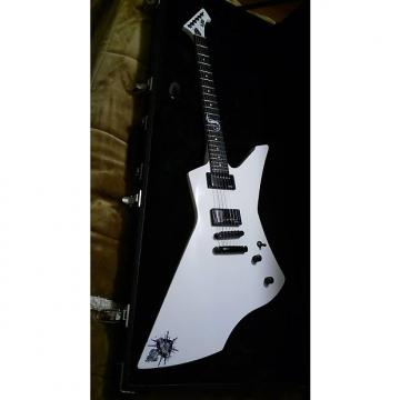 Custom ESP LTD SNAKEBITE  Snakebyte James Hetfield Signature 2016 Alpine White