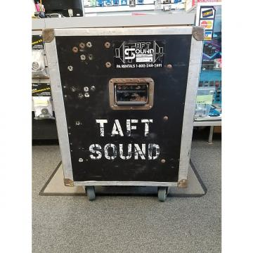 Custom Taft Sound 14-Space Amp Rack Case
