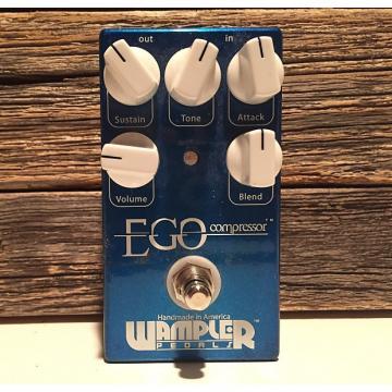 Custom Wampler Ego Compressor MINT!